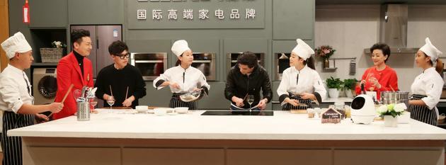 """王力宏领衔""""厨房餐具的打击乐"""""""