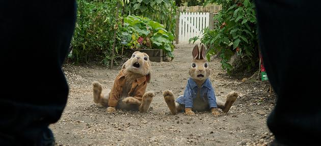 《比得兔》智斗麦奎格保卫家园