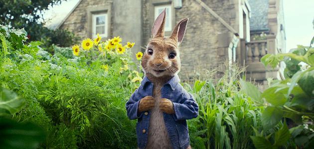 《比得兔》英国著名百年IP
