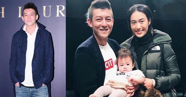 陈冠希将带女儿去NBA赛 与秦舒培每天都是情人节