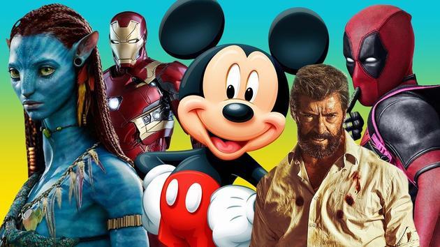 迪士尼宣布524亿美元收购福克斯多项资产
