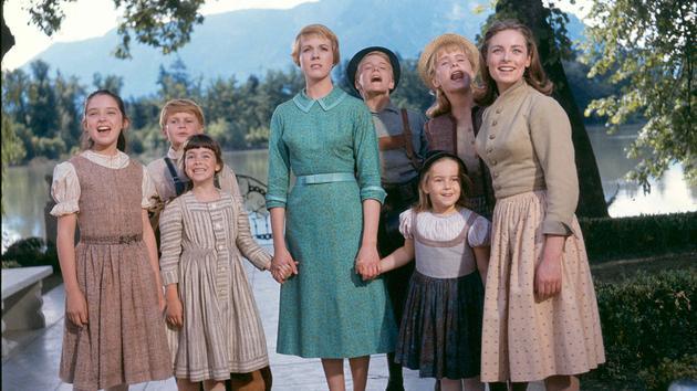 《音乐之声》七个孩子中的长女与二女都已经物故
