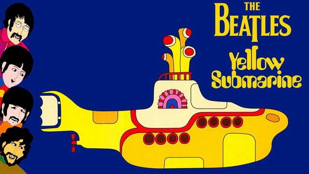 色情动漫卡通囹�a_披头士动画电影《黄色潜水艇》将重映 纪念50周年