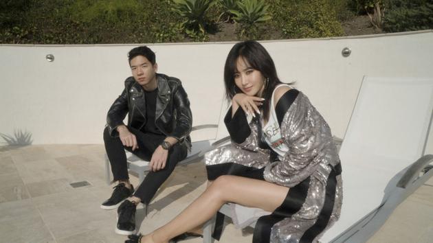 少女时代Yuri与Raiden展开特别合作 MV预告将公开