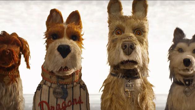 动画《犬之岛》担任柏林电影节开幕片,北美3月23日上映