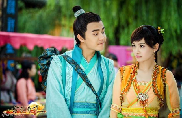 杨天翔曾为《古剑奇谭》方兰生配音