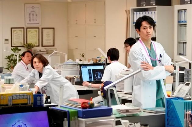 Doctor-X~外科醫·大門未知子~
