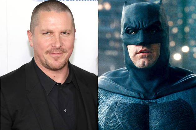 克里斯蒂安贝尔:至今没看过阿弗莱克版蝙蝠侠狮子的柱子