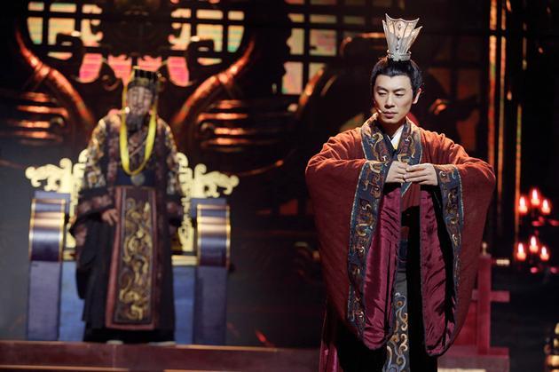 《声临》翟天临演绎梅长苏 朱亚文上演撩人之声