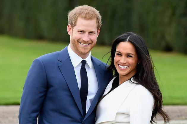 哈里王子與梅格漢馬克爾