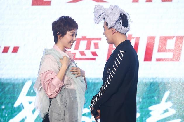 《我的青春遇见你》开播 魏千翔姜妍晒旧照玩怀旧