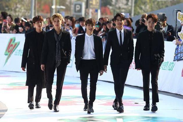 SHINee将以四人组形式回归 日本活动为首舞台
