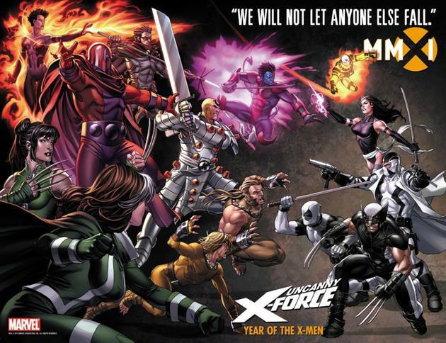 《x特攻队》仍将继续运作 不受迪士尼收购影响