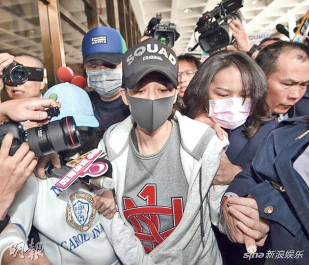 陈乔恩酒驾被捕,她事后表示做了错误示范并发出道歉声明。