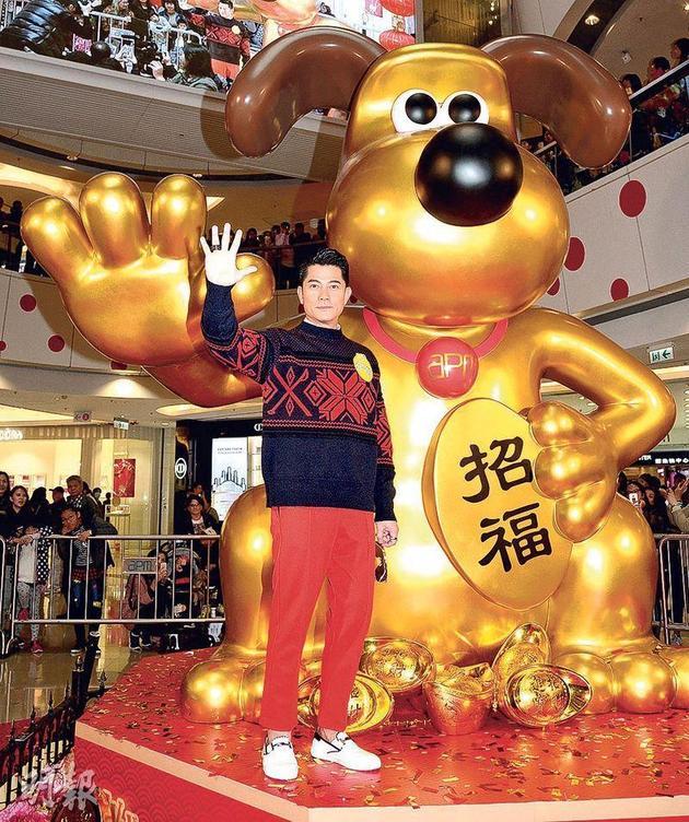 郭富城的狗年计划,其中会在年底举行世界巡回演唱会,暂定50场。