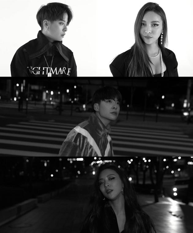 f(x) Amber X Luna 《Lower》MV预告片