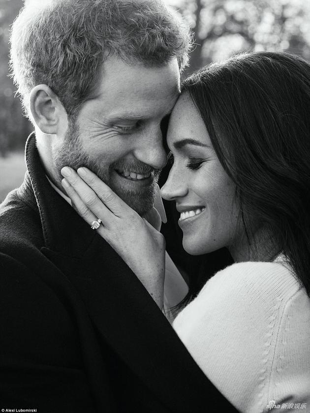 哈雷王子与未婚妻 哈雷王子与未婚妻