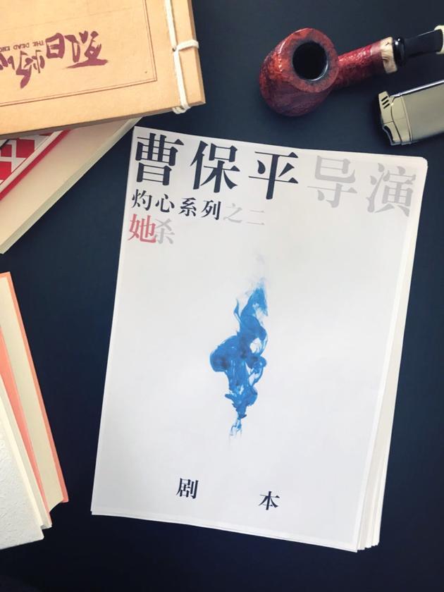曹保平灼心系列曝第二部