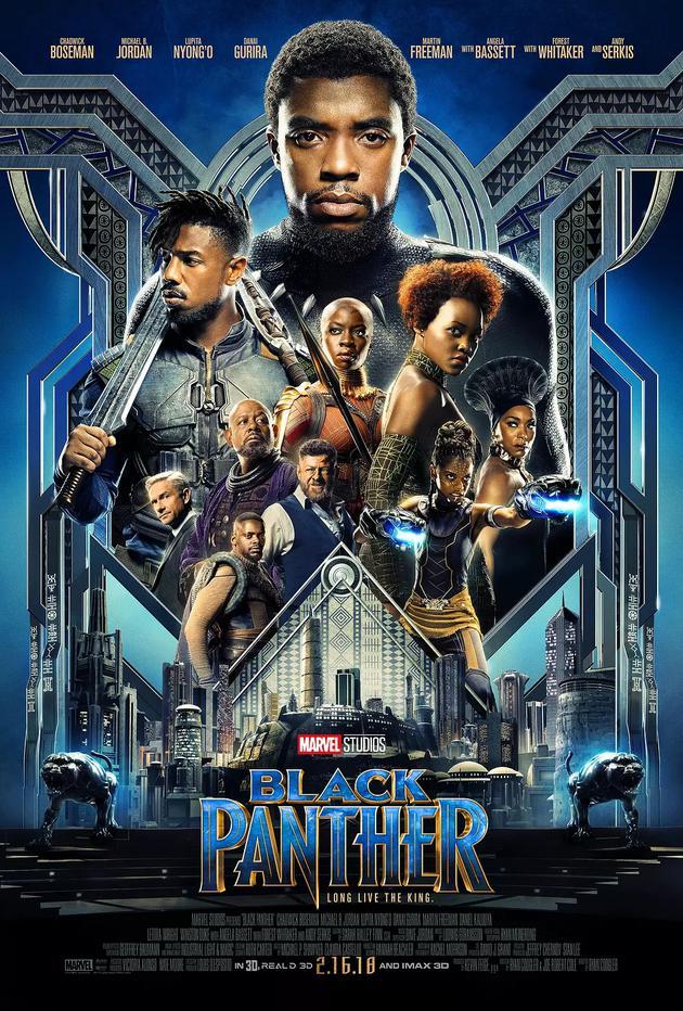 《黑豹 Black Panther 》