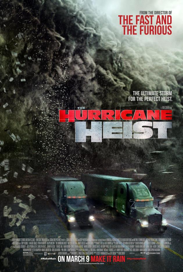 《飓风抢劫》