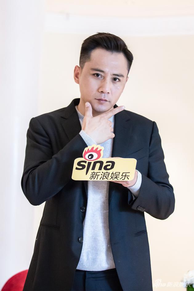 刘烨接受采访