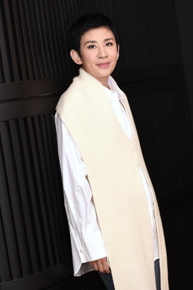 对话52岁吴君如:当女演员老了,还能做什么?