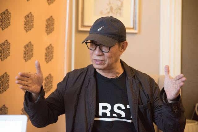 学务长廖庆松(资料图片)