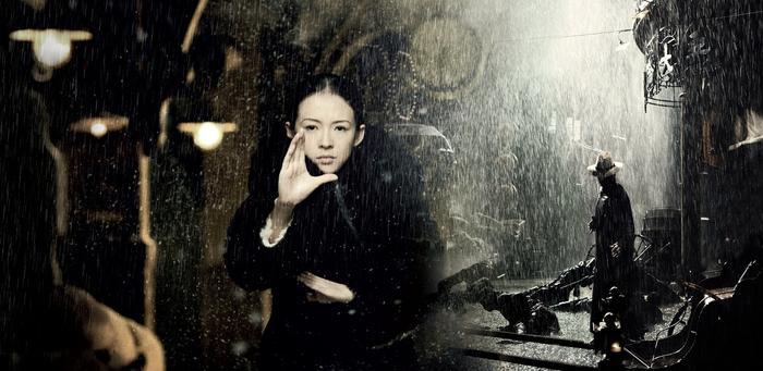 章子怡《一代宗师》剧照