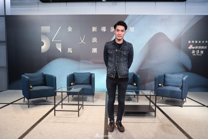 导演黄进担任第九届金马学院导师之一