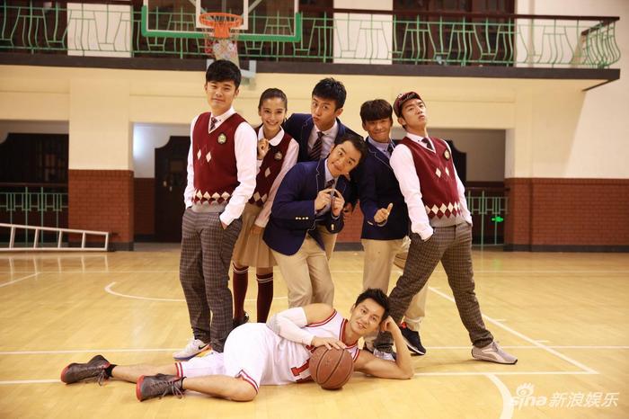 王祖蓝在《奔跑吧兄弟》