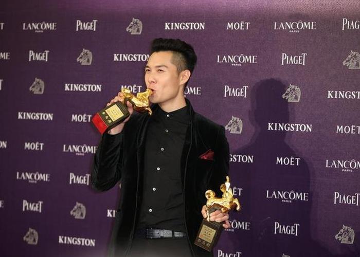 凭《爸妈不在家》拿到金马奖最佳影片的导演陈哲艺是第四届金马学院学员。(资料图片)