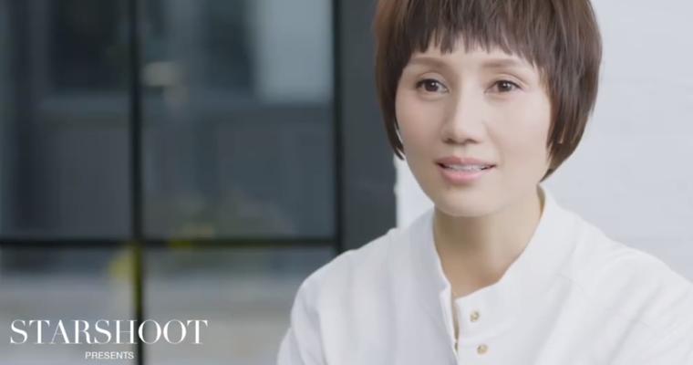 《星速客SHOOT》袁泉采访 最想还原真实的我 不想有太多负担
