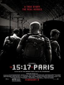 15:17开往巴黎