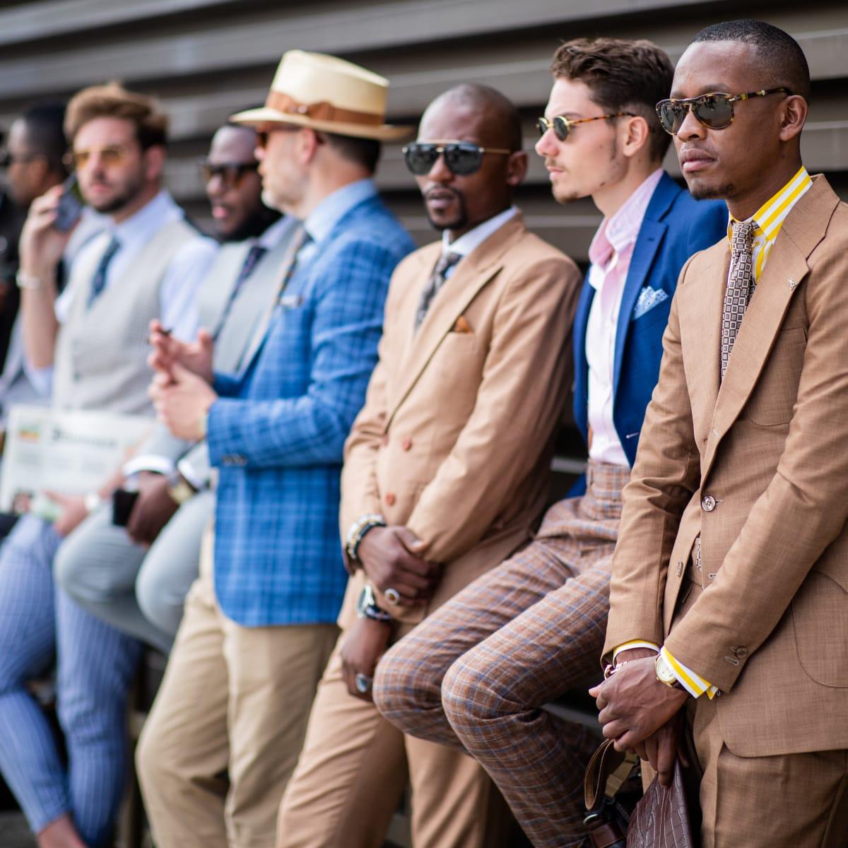 因参展品牌数量太少意大利男装展PittiUomo宣布取消