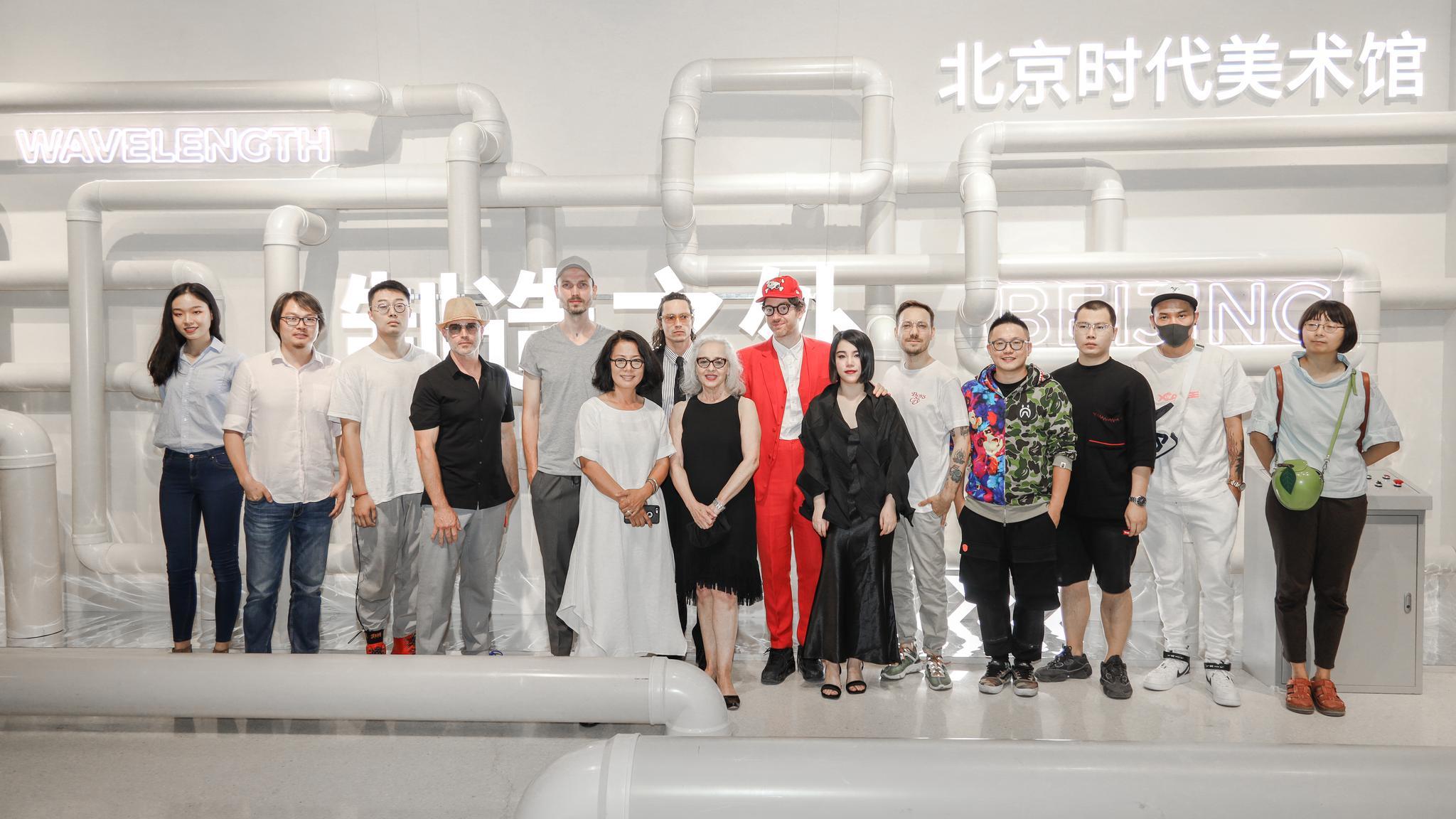 """""""制造之外""""艺术展 正在北京时代美术馆中打开"""