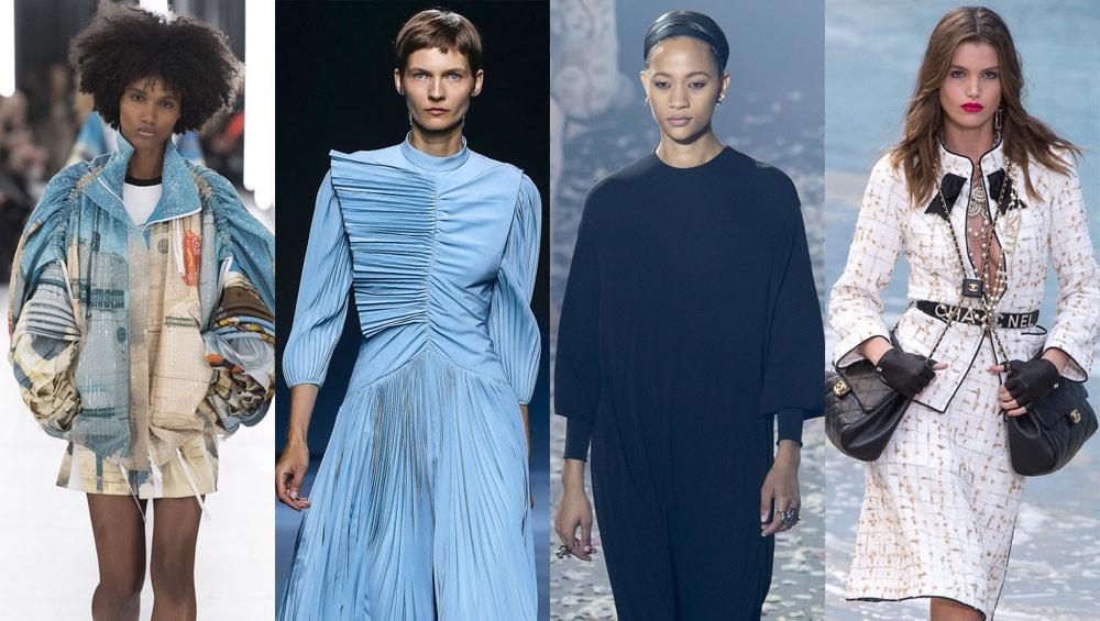 后2019春夏时装周品牌价值榜公布 LV、Givenchy、Dior登榜首