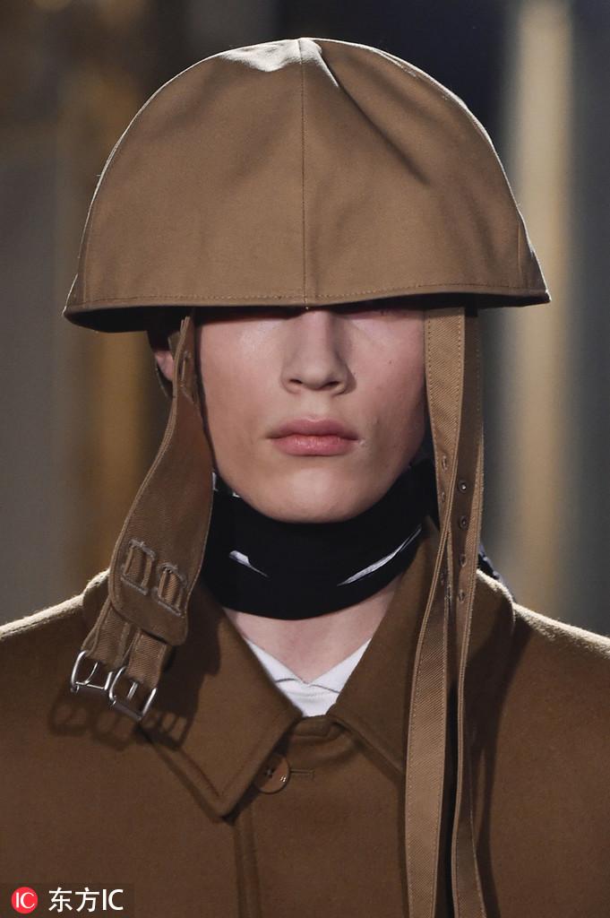 Raf Simons帽子