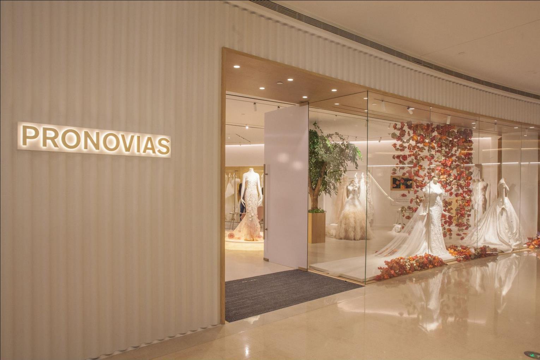 Pronovias上海旗舰店