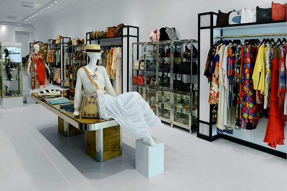 Chanel起诉古着店WGACA售假 索赔高达200万美元