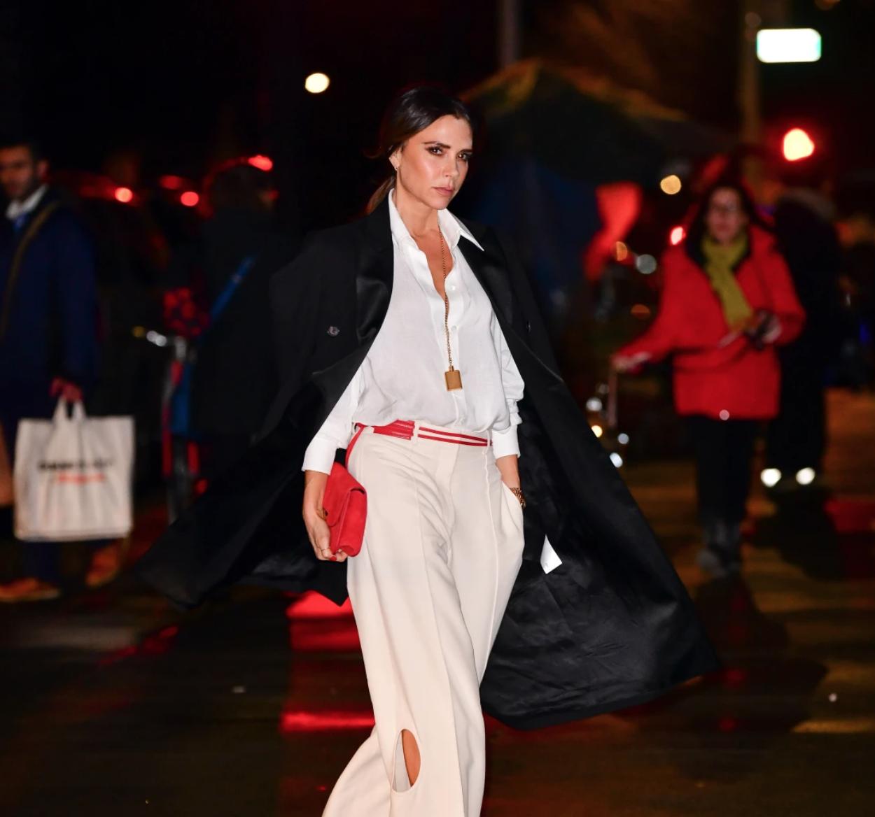 贝嫂同名品牌Victoria Beckham 在品牌重组中降价