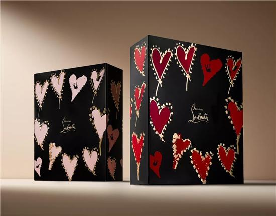 Loubivalentine's情人节限定礼盒