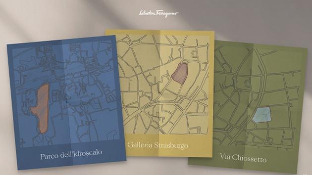 Salvatore Ferragamo首次推出在线游戏Enigma