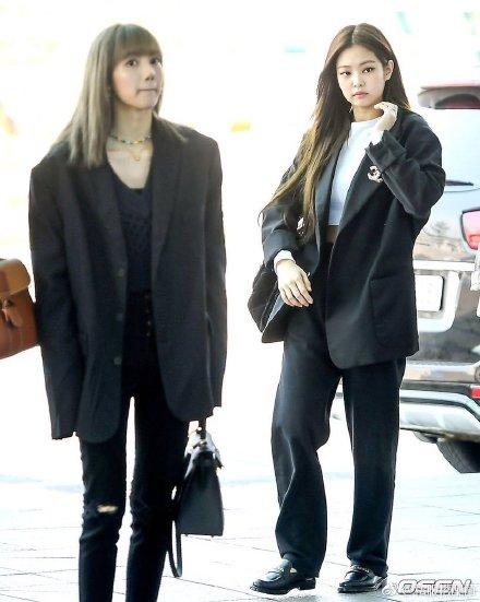 lisa和jennie