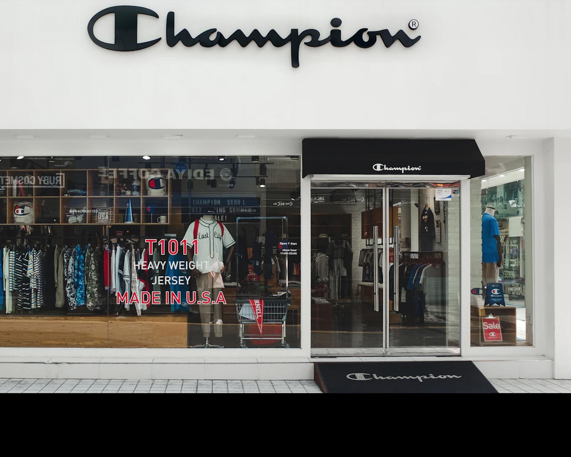 Champion 母公司联合亚马逊就假冒商品提起诉讼