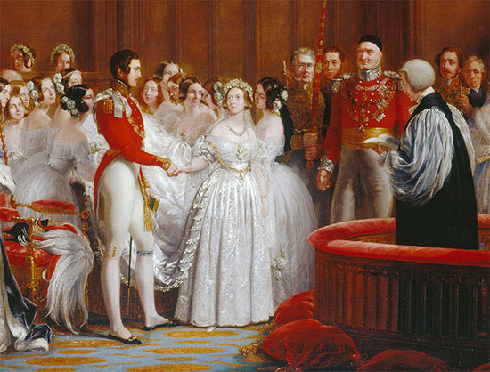 婚礼欧式贵族风格