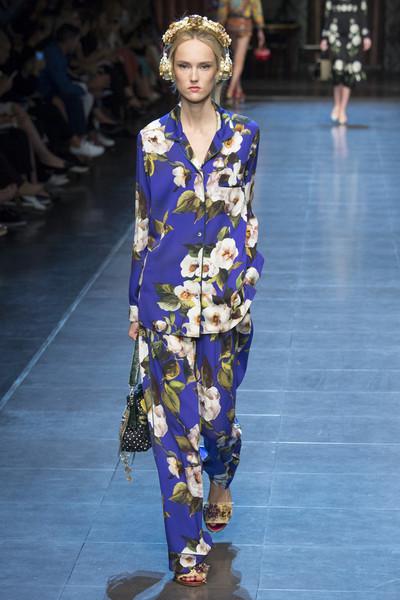 Dolce & Gabbana2016春夏秀场