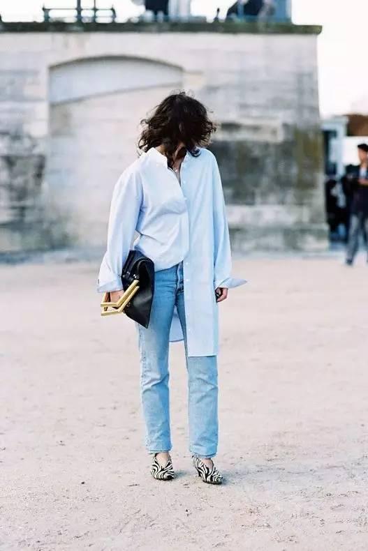 oversize 衬衫
