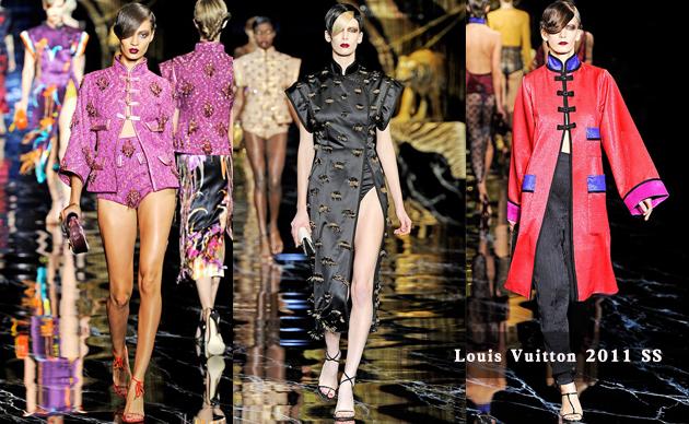 Louis-Vuitton-2011春夏成衣