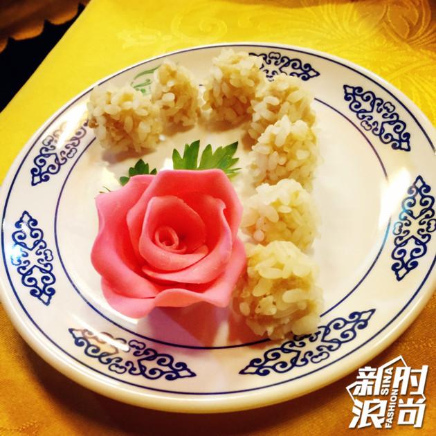 """这道优雅的小菜名叫""""七夕"""""""