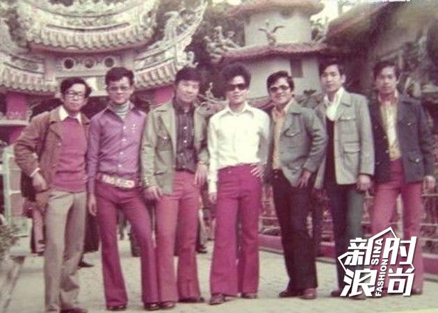 80年代的时尚